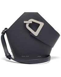 Danse Lente - Mini Johnny Leather Shoulder Bag - Lyst