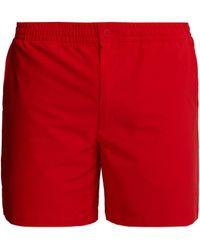 Polo Ralph Lauren - Short de bain à broderie logo Prepster - Lyst