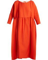 Rachel Comey - Oust Cotton Blend Dress - Lyst