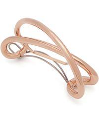 Charlotte Chesnais - Gold Plated Hair Clip - Lyst