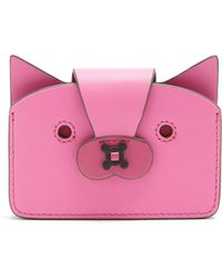 Anya Hindmarch - Fox Expandable Cardholder - Lyst