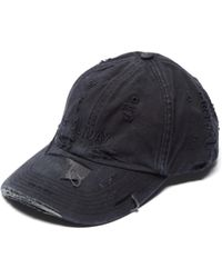 Vetements - X Reebok Weekday Sunday Embroidered Baseball Cap - Lyst
