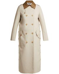 Gabriela Hearst - Claremont Reversible Trenchcoat - Lyst