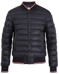 Moncler - Aubry Quilted Down Bomber Jacket - Lyst