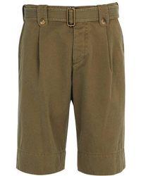 JW Anderson - Cotton-blend Shorts - Lyst