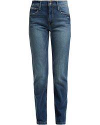 FRAME - Le Sylvie Straight Leg Jeans - Lyst