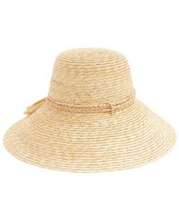 Lola Hats - Rope And Tassel-embellished Straw Hat - Lyst