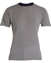 Eve Denim - Alexa Striped Jersey T Shirt - Lyst