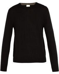 Paul Smith - Crew Neck Merino Wool Sweater - Lyst