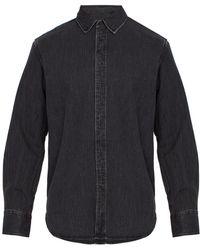 Rag & Bone - Fit 3 Single-cuff Denim Shirt - Lyst