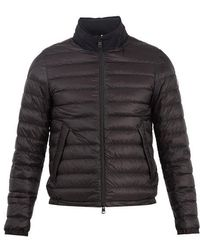 Moncler - Arroux Quilted Down Hooded Jacket - Lyst