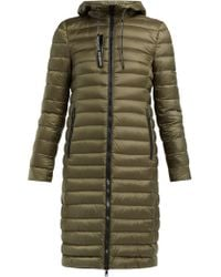 Moncler - Suvette Quilted Down Coat - Lyst