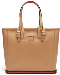 Christian Louboutin - Kabiker Leather Tote Bag - Lyst
