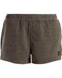 The Upside | Elasticated-waist Performance Shorts | Lyst
