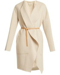 Vanessa Bruno - Dugny Wool And Cashmere-blend Coat - Lyst