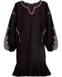 Mes Demoiselles - Lords Of Underground Cotton Dress - Lyst