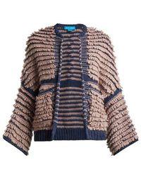 M.i.h Jeans - Alice Loop-knit Cardigan - Lyst