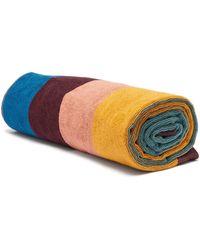 Paul Smith - Artist Stripe Cotton Terry Beach Towel - Lyst