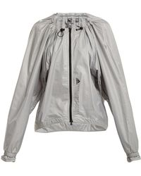 adidas By Stella McCartney - Run Adizero Gathered Performance Jacket - Lyst