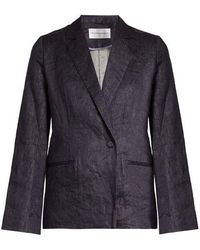 Amanda Wakeley - Echo Denim Jacket - Lyst