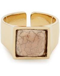 Isabel Marant - Stone-embellished Ring - Lyst