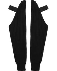 Raf Simons - Wool Sleeves - Lyst