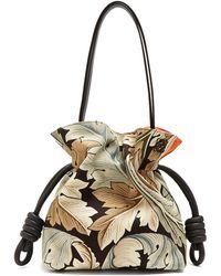 Loewe | Bolso Flamenco Knot Bag | Lyst