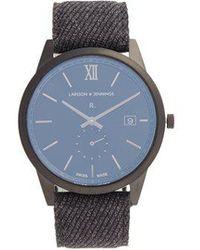 Larsson & Jennings - X Rochambeau Saxon Watch - Lyst