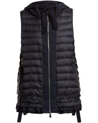 Moncler - Dioptase Quilted Down Gilet - Lyst