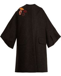 ROKSANDA - Rimini Origami Sleeved Embellished Coat - Lyst