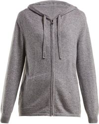 Derek Rose - Finley Hooded Cashmere Sweater - Lyst