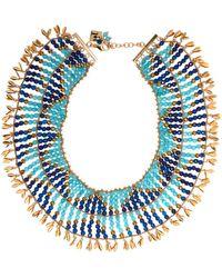 Rosantica By Michela Panero - Indios Beaded Necklace - Lyst