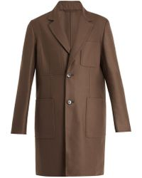 Berluti - Patch-pocket Cashmere Coat - Lyst