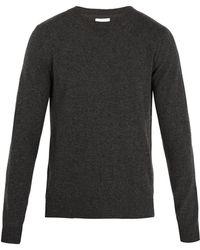 Derek Rose - Finley Crew Neck Cashmere Sweater - Lyst