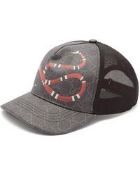 934a91c7a4554a Men's Gucci Hats - Lyst