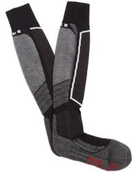 Falke - Sk2 Wool-blend Ski Socks - Lyst