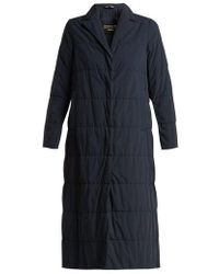 Weekend by Maxmara - Ape Quilted Coat - Lyst
