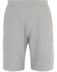 Sunspel - Mid Rise Cotton Blend Shorts - Lyst