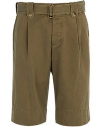 JW Anderson - Cotton-blend Shorts - Lyst