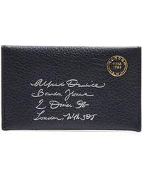 Dunhill | Boston Leather Envelope Cardholder | Lyst