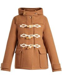 JW Anderson - Hooded Duffle Coat - Lyst
