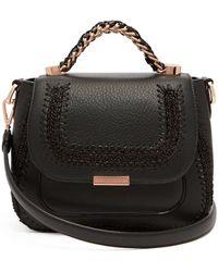 Sophia Webster - Eloise Leather Whipstitched Shoulder Bag - Lyst