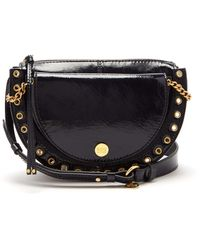 See By Chloé - Kriss Patent Leather Cross Body Bag - Lyst