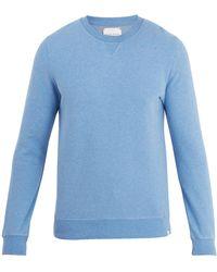 Derek Rose - Devon 2 Cotton-jersey Pyjama Top - Lyst