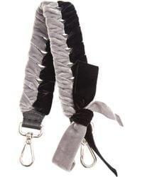 Fendi | Strap You Whipstitched-ribbon Short Bag Strap | Lyst