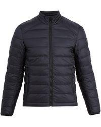 Belstaff - Ryegate Nylon Down-padded Jacket - Lyst