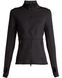 adidas By Stella McCartney - Performance Essentials Mid Layer Jacket - Lyst