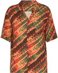 Missoni - Tie Dye Print Shirt - Lyst