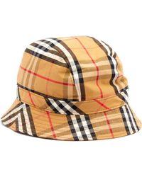 2b24cbc0 Men's Burberry Hats Online Sale - Lyst