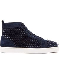 4fa0eb279e0c Lyst - mens christian louboutin sneakers - Louboutin Sale